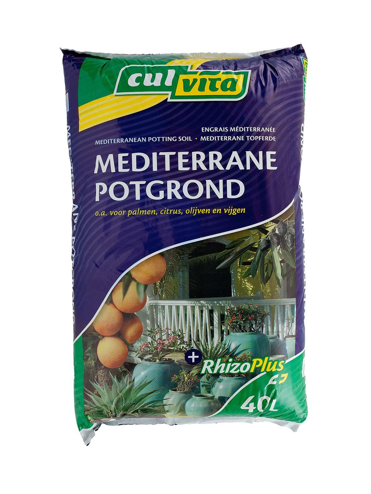 Culvita Mediterrane Potgrond | Culvita.nl