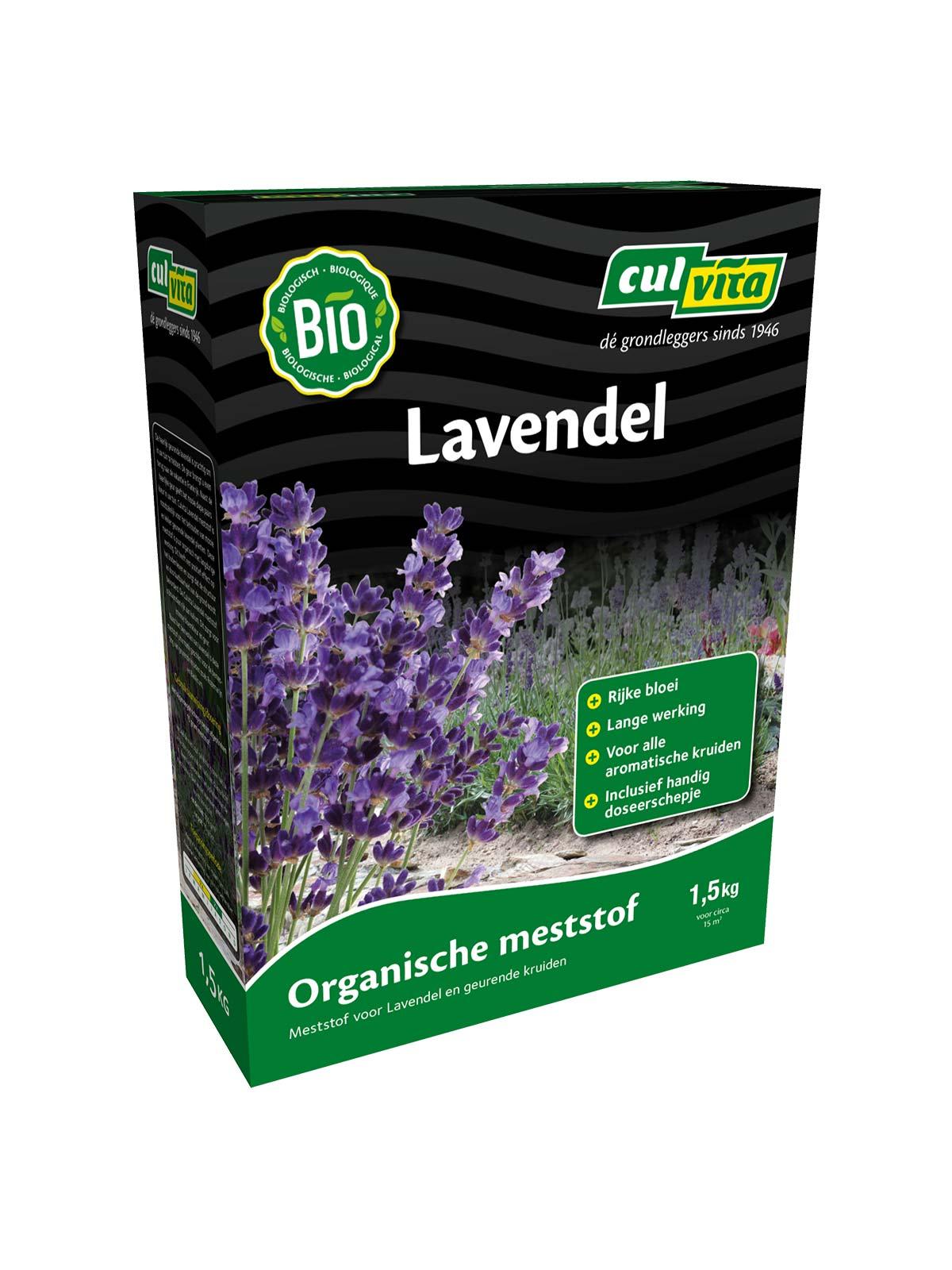 Culvita Organische Lavendel Meststof