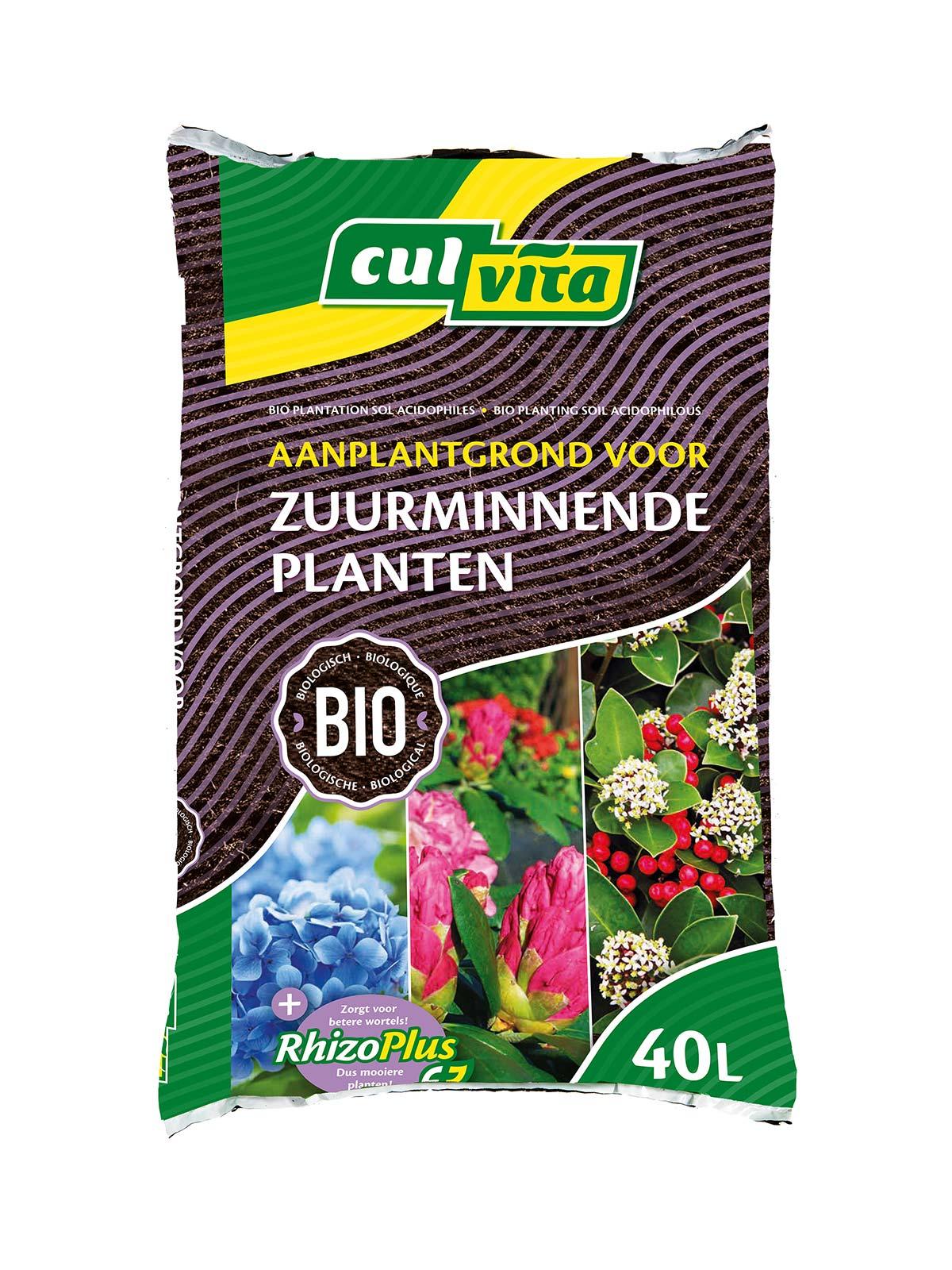 Culvita Aanplantgrond Voor Zuurminnende Planten | Culvita.nl
