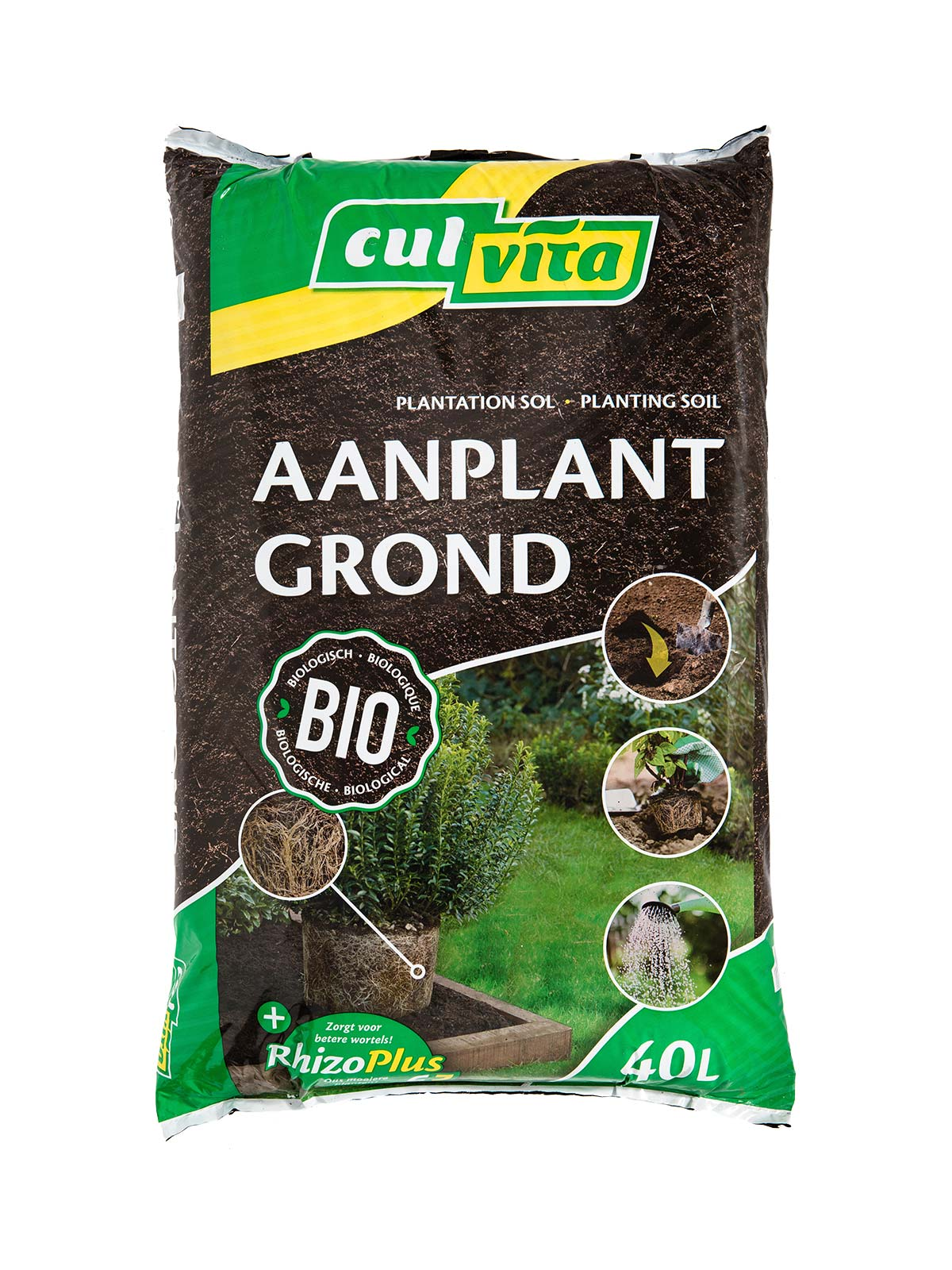 Culvita Biologische Aanplantgrond | Culvita.nl