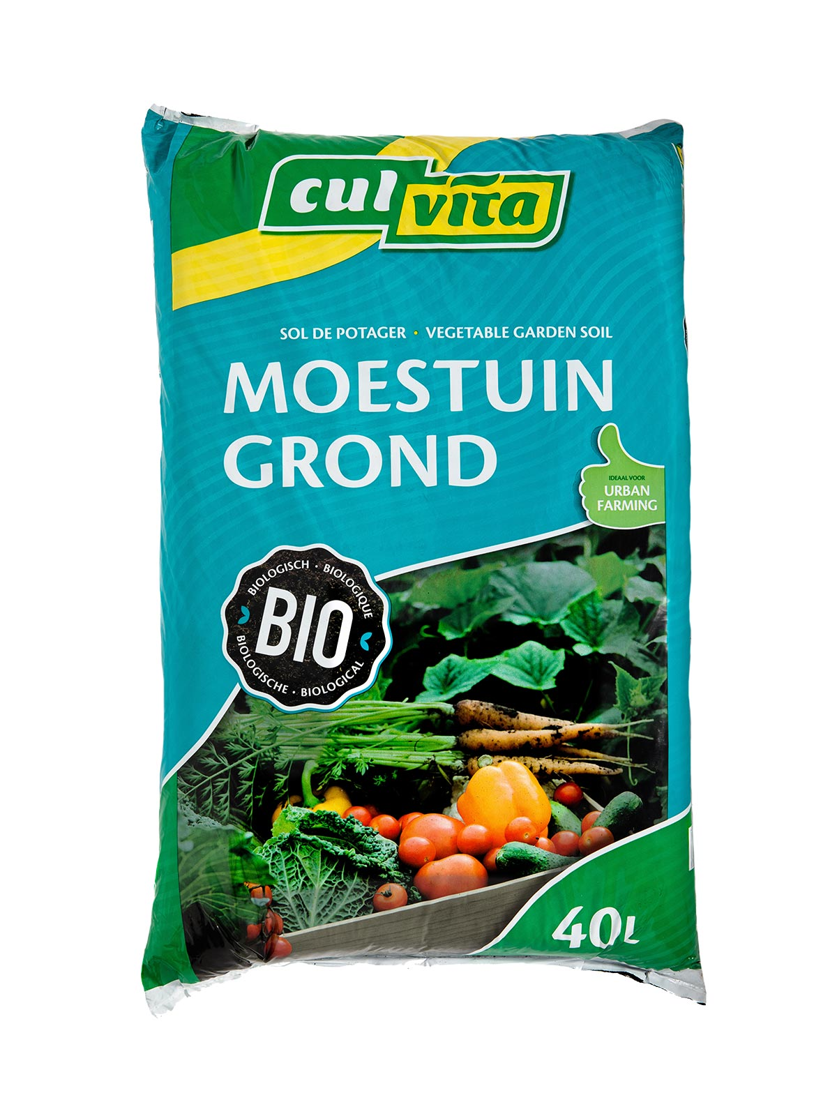 Culvita Biologische Moestuingrond | Culvita.nl