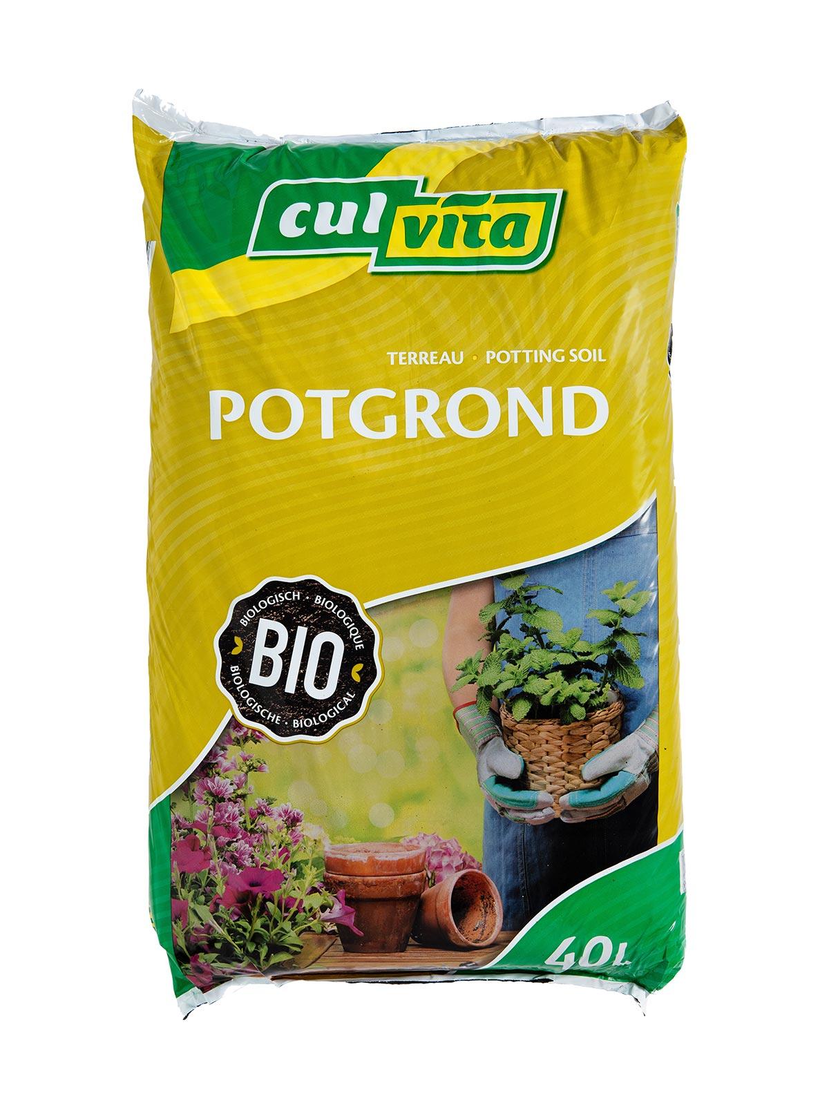 Culvita Biologische Potgrond | Culvita.nl