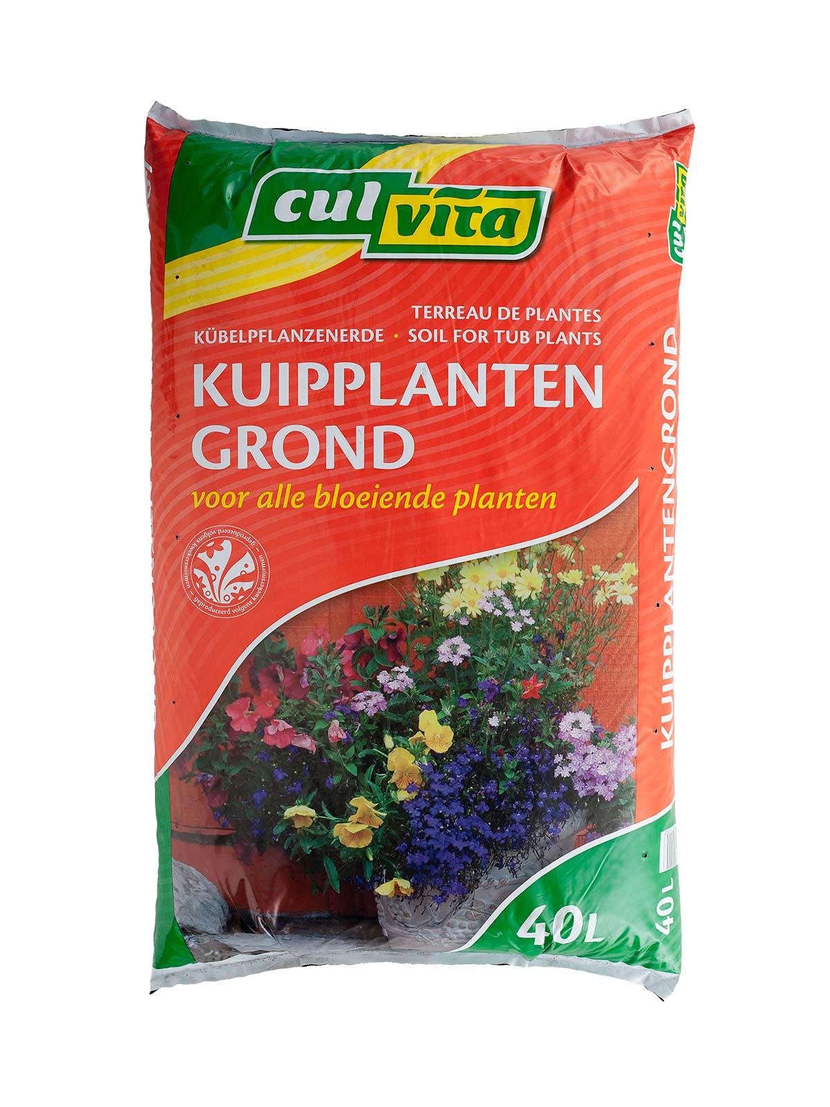 Culvita Kuipplantengrond | Culvita.nl