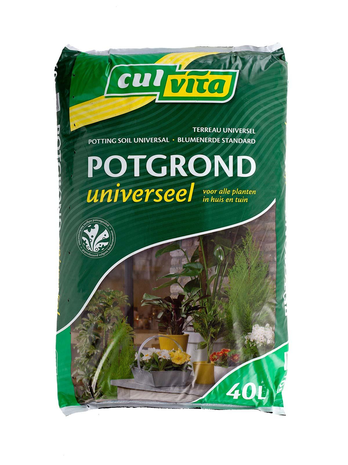 Culvita Potgrond Universeel | Culvita.nl