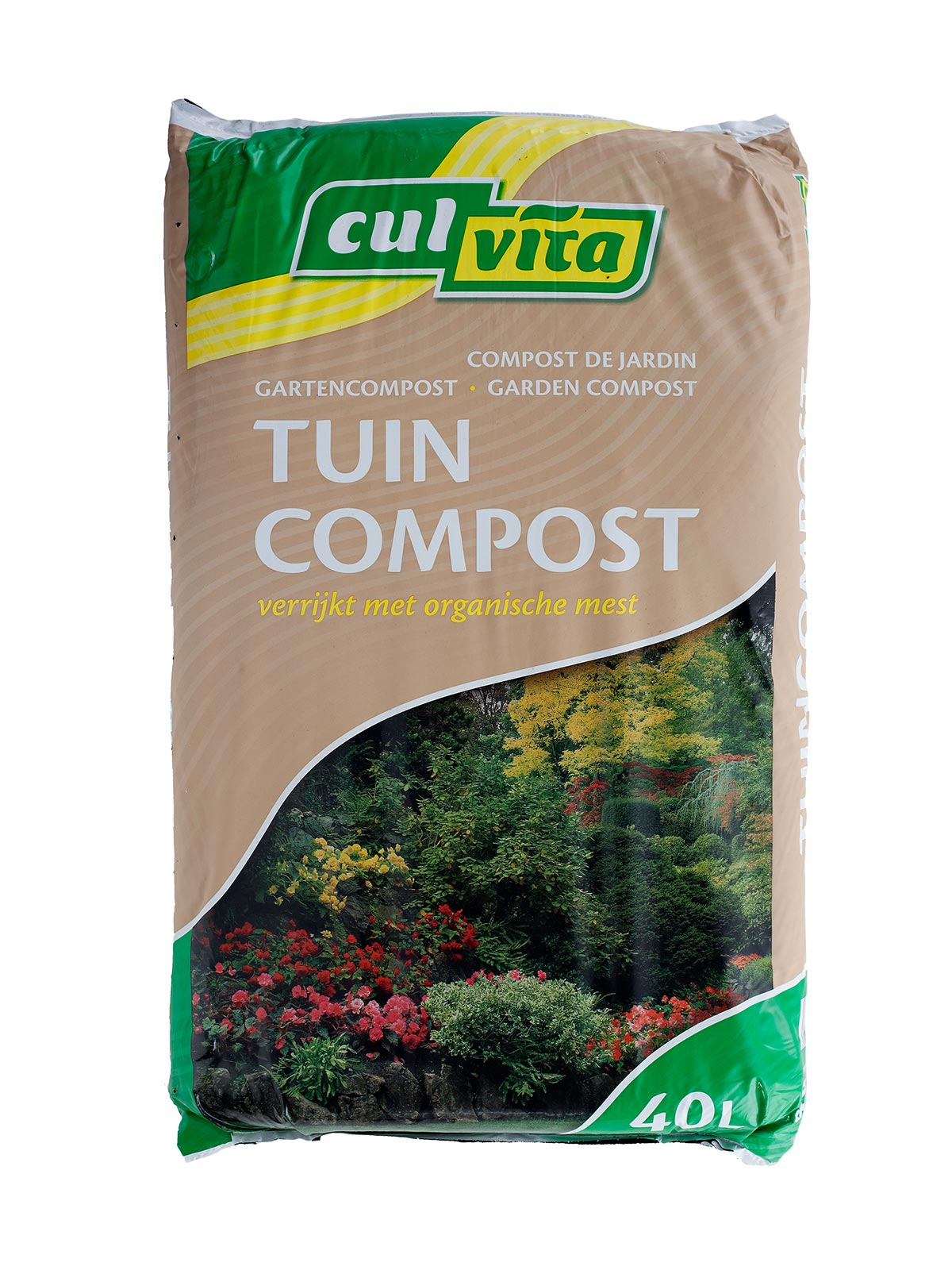 Culvita Tuincompost | Culvita.nl