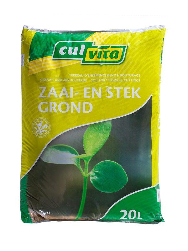 Culvita Zaai- & Stekgrond | Culvita.nl