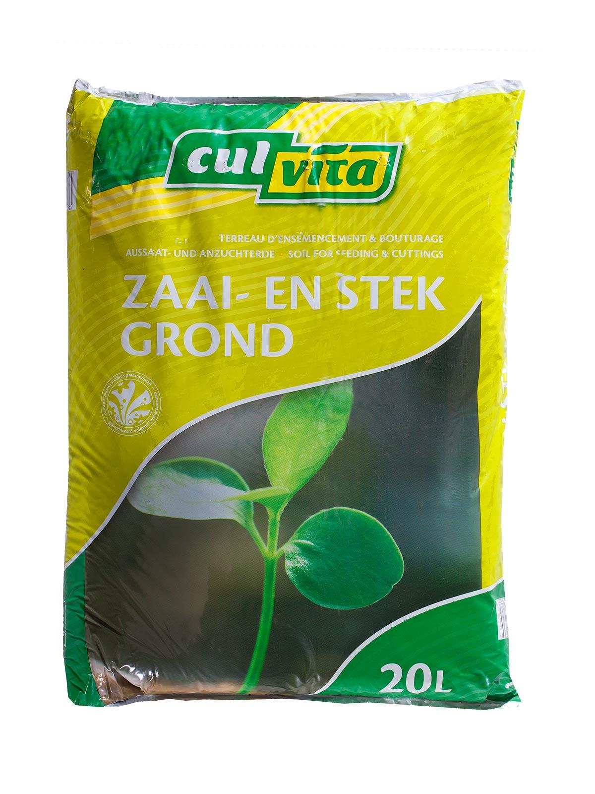 Culvita Zaai  & Stekgrond | Culvita.nl