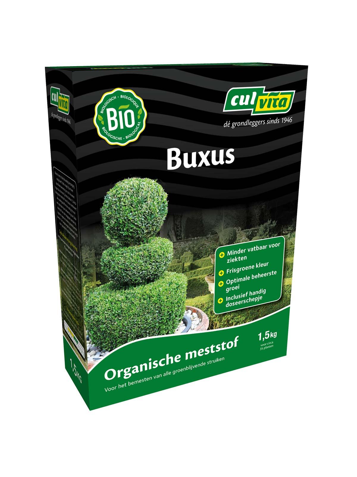 Culvita Buxus Organische Meststof