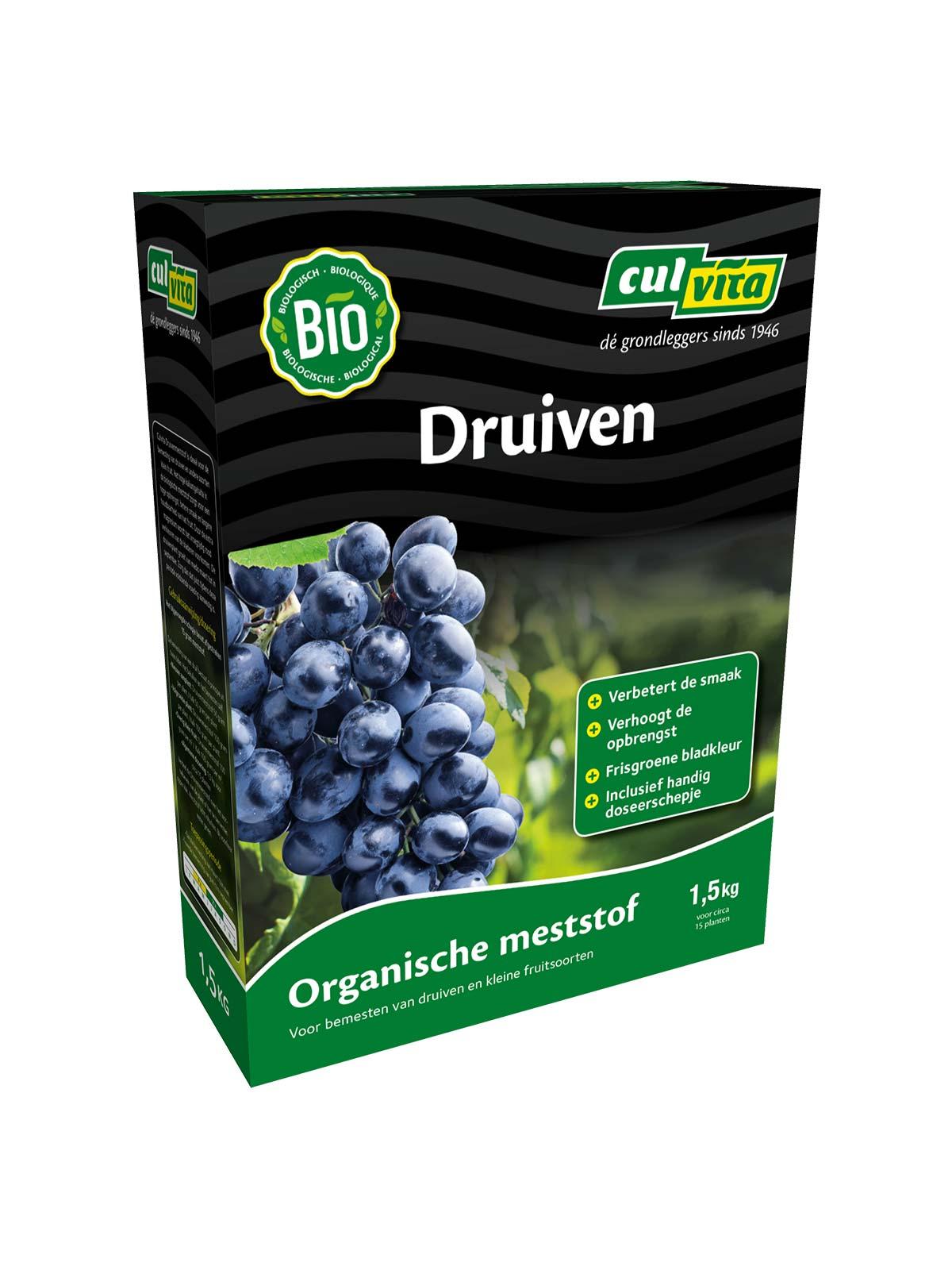 Culvita Organische Druiven Meststof
