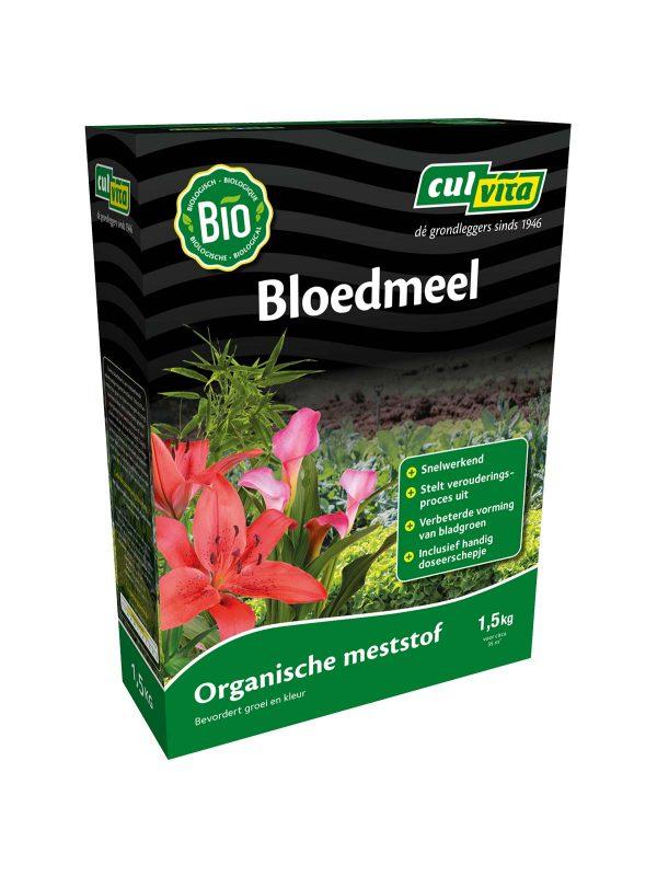 Culvita bloedmeel organische meststof