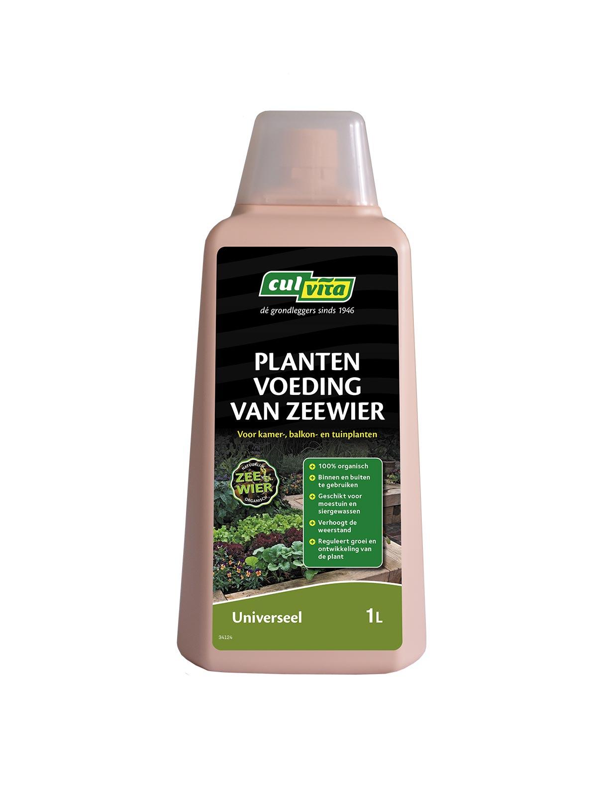 Plantenvoeding Van Zeewier